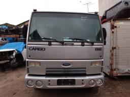 Sucata Ford Cargo 816 ano 2013 para retirada de peças