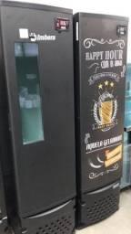 Cervejeiras slin 230 litros novas porta solida - * Géssica