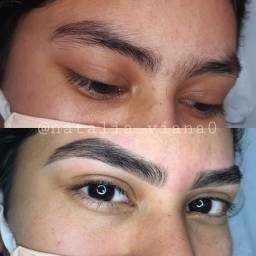 Design de sobrancelhas