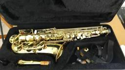Sax alto - Marca KING (chinesa)
