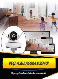 Kit Câmera original Segurança Residencial Comercial IP Sem fio HD 720p 1.3 Wi-fi - ES