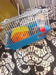 Gaiola/Casinha de hamster