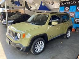 Jeep renegade longitude diesel automatica