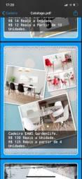 Mesas, Cadeiras, Bancos e Etc.