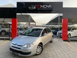 Citroen C4 hatch GLX 1.6 flex completo