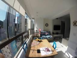 Apartamento com 2 dormitórios para alugar, 87 m² por R$ 650,00/dia - Pioneiros - Balneário
