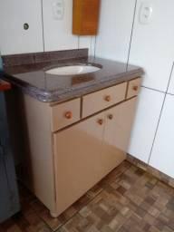 Cuba para banheiro com balcão. Em concordia