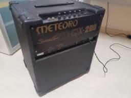Cubo Caixa Contrabaixo Meteoro QX-200 200W