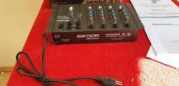 Mixer de som Wattsom