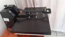 Prensa Térmica Plana 40x60 Maquina Sublimação Grande