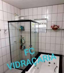 Box para banheiro  e espelhos em PROMOÇÃO !