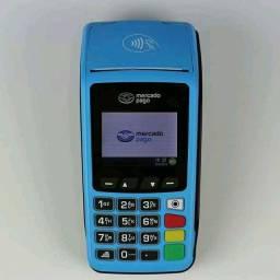 Máquina de cartões Imprime comprovante