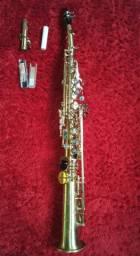 Sax reto soprano Meridian