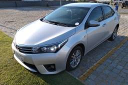 Toyota Corolla XEI 2.0 - 2015 - Prata