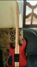 Guitarra Eagle micro afinação