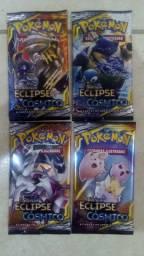 Pokemon.Cartas Originais. Promoção