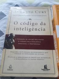 Livro Augusto Cury