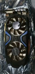 GeForce GTX1050TI galax dual fan