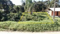 Terreno em Itapoá a 650 M² da praia sem arvores