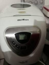 Máquina de fazer e assar pão