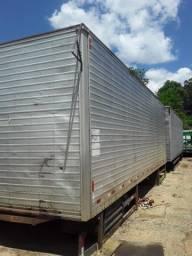 Baú pra truck 8,50 metros ou 16 paletes