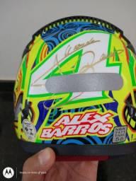 Capacete LS2 Alex Barros Nº56