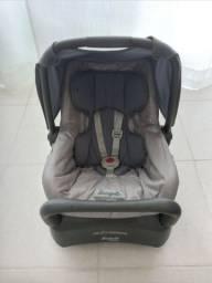 Bebê conforto mais base pra carro Burigotto