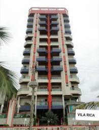 Apartamento Mongagúa de FRENTE PARA O MAR R$200