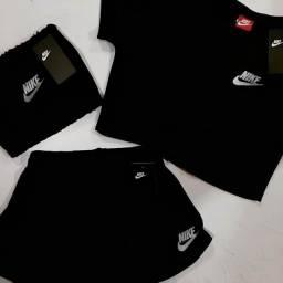 Trio Nike feminino refletivo