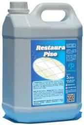 Limpe o Piso da sua Casa de forma Rápida e Eficaz com o Restaura Piso