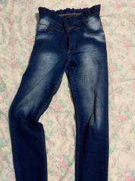 Calça jeans skinny 38