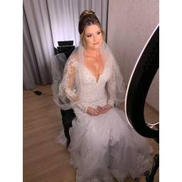 Vestido de noiva Giuliano Oliva