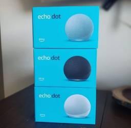 ALEXA - Echo Dot 4 - Entrega Grátis!