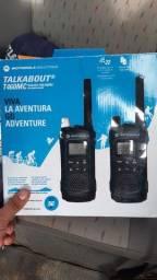 Rádio da Motorola talkabout t400mc t460mc