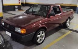 VW Saveiro CLi 97 1.8 Mi Vermelha
