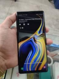 Vendo Samsung  note 9 zero 128 gigas 6 de ram nunca  aberto