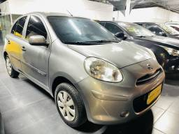Nissan march 1.0 2012/2013 completo 27.990,00