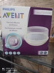 Esterilizador de mamadeira (Philips Avent) Nunca usado!!!!