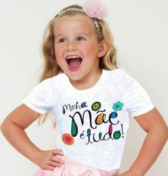 Camiseta Personalizada Dia das Mães