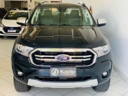 Ford/Ranger Limited 4x4 2020 Único dono com apenas 29 mil km.