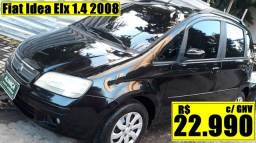 Fiat Idea Elx 1.4 2008