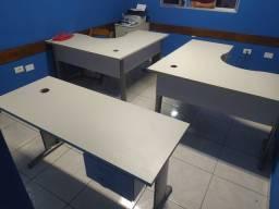 Mesas para escritório seminova