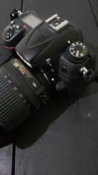 Nikon D7000/corpo e Lente