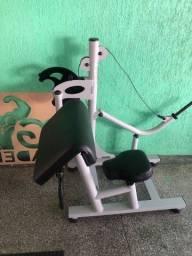 Máquina de tríceps da BS Fitness