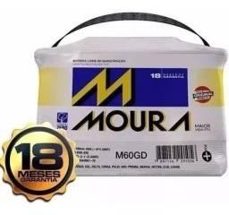 Baterias Mouras 60AH 3397-2074