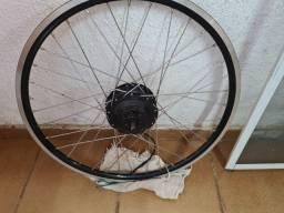 Motor hub cubo traseiro bicicleta eletrica 24/36 volts 250 watts