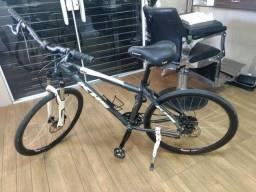 Bicicleta Khs alite hidráulica