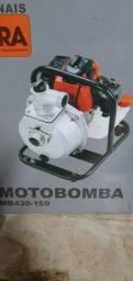 Motobomba a gasolina 2t