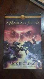 A marca de Atena (Livro 3 Heróis do Olimpo)