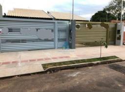 Título do anúncio: Casa com 3 dormitórios à venda, 82 m² por R$ 285.000 - Nova Lima - Campo Grande/MS